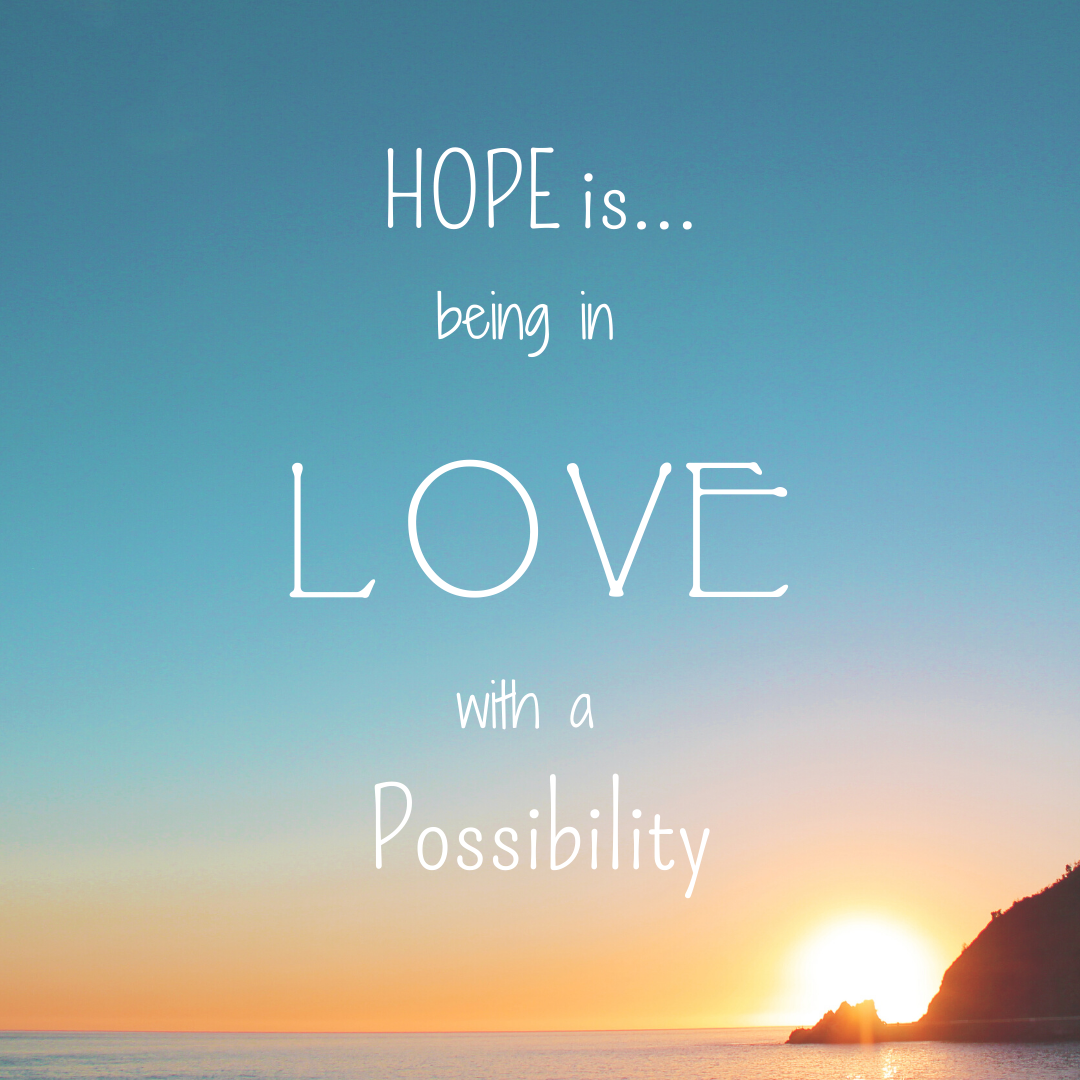 Daring to Hope in Times of Darkness
